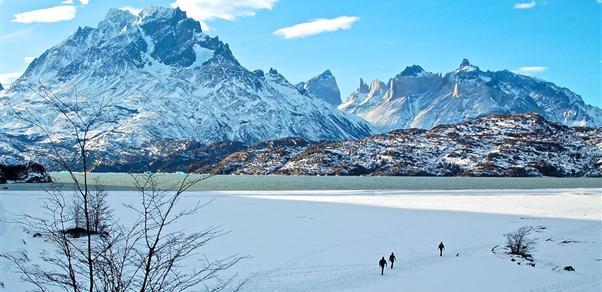Invierno En Patagonia: Patagonia Invierno Viaje